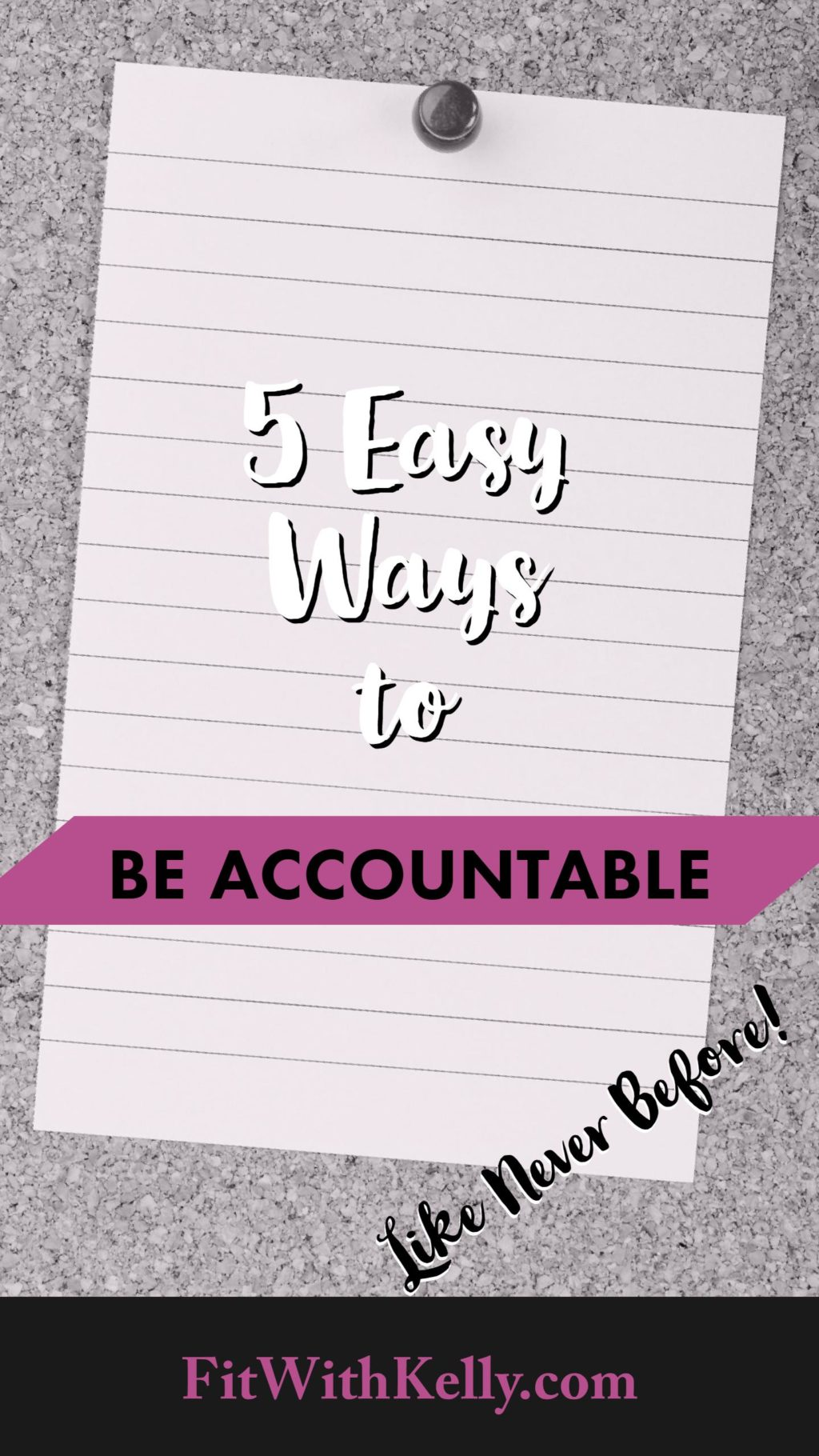 5 Easy Makeup Looks In Under 10 Minutes: Staying Accountable To Your Workouts By Kelly Gibson