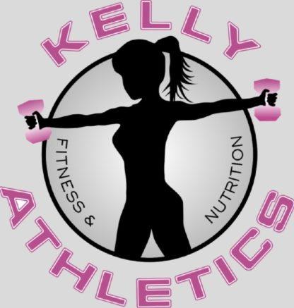 kelly-athletics-llc-logo-fitness-nutrition-coach-vegan-plant-based-personal-trainer